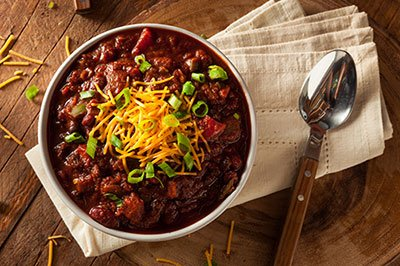 Chili Recipes for Fall