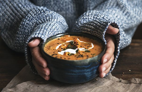 Eight Hearty and Easy Soups to Warm Up With
