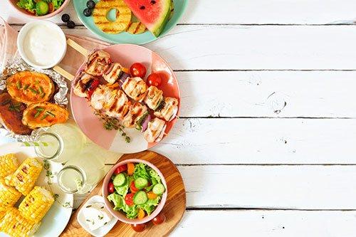 Summer Fun Recipes